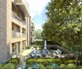 Chapelwood Private Gardens CGI